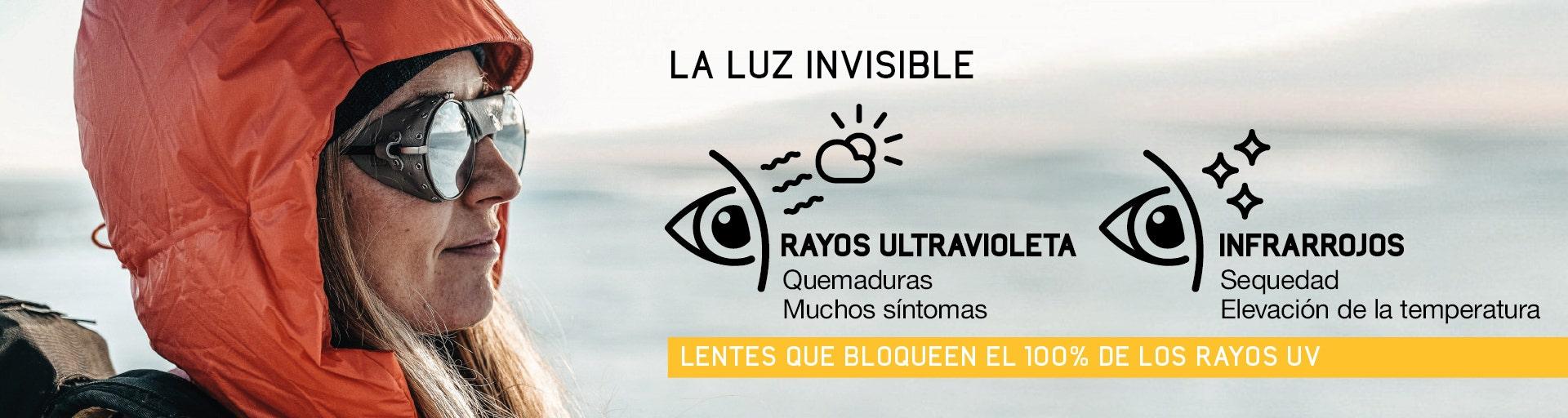 Luz invisible