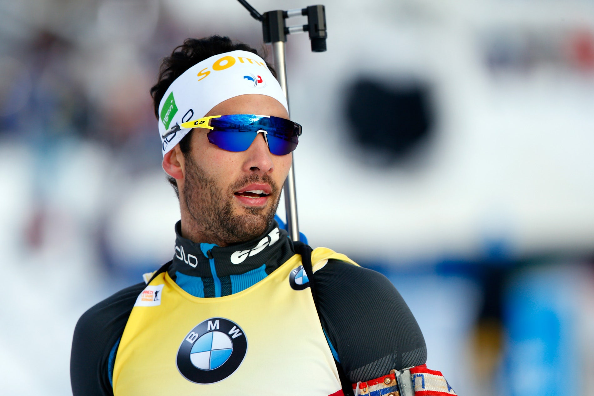 Martin Fourcade : « a race against myself »