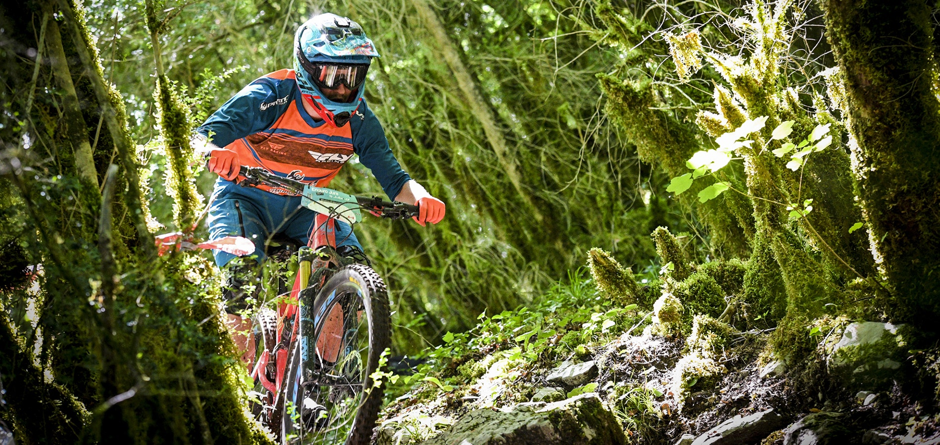 Enduro Jura by Julbo 2018 : discover the event through Antoine Caron's interview!