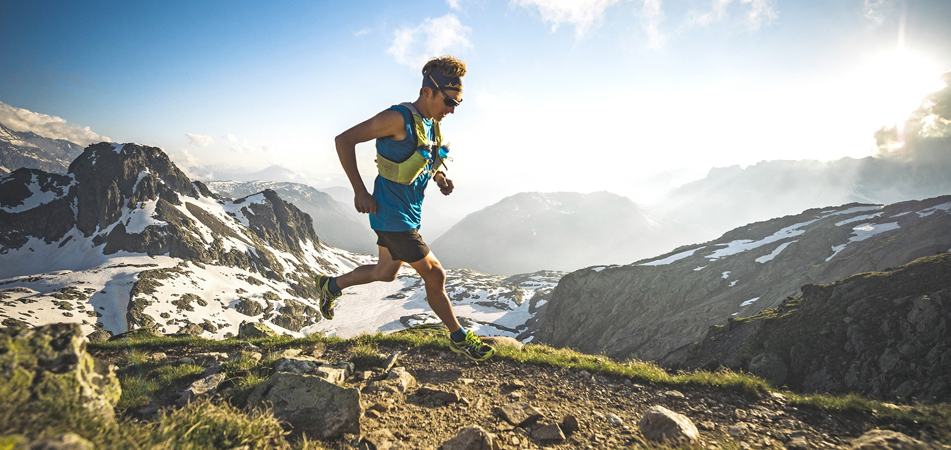 Julbo AERO and AEROLITE UTMB® designed for ultra-trail fans