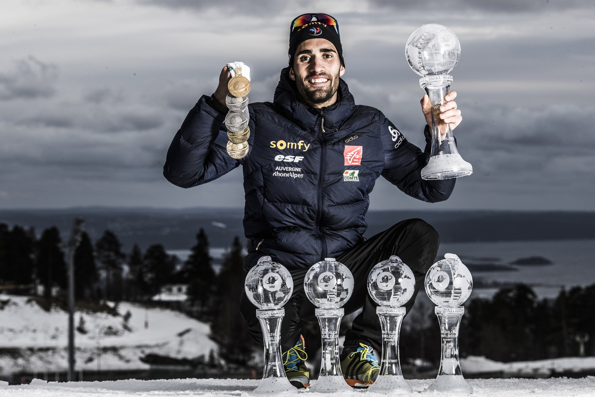 Insatiable Martin Fourcade