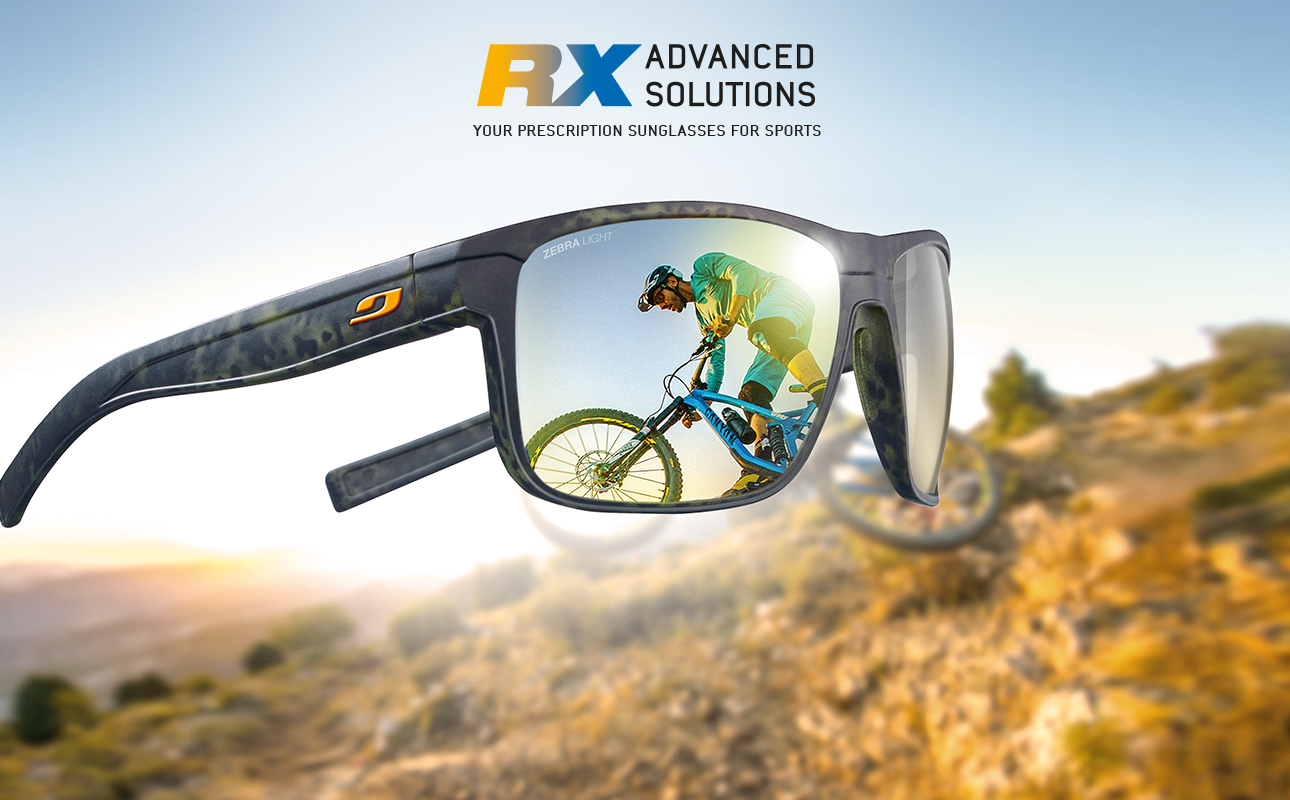 Julbo Rx advanced solutions