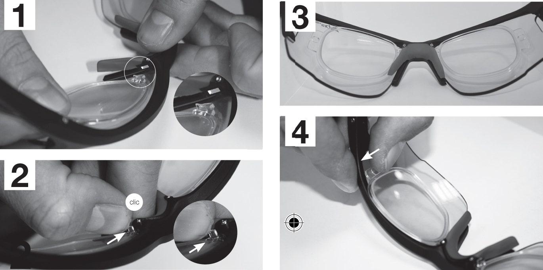 clip optique