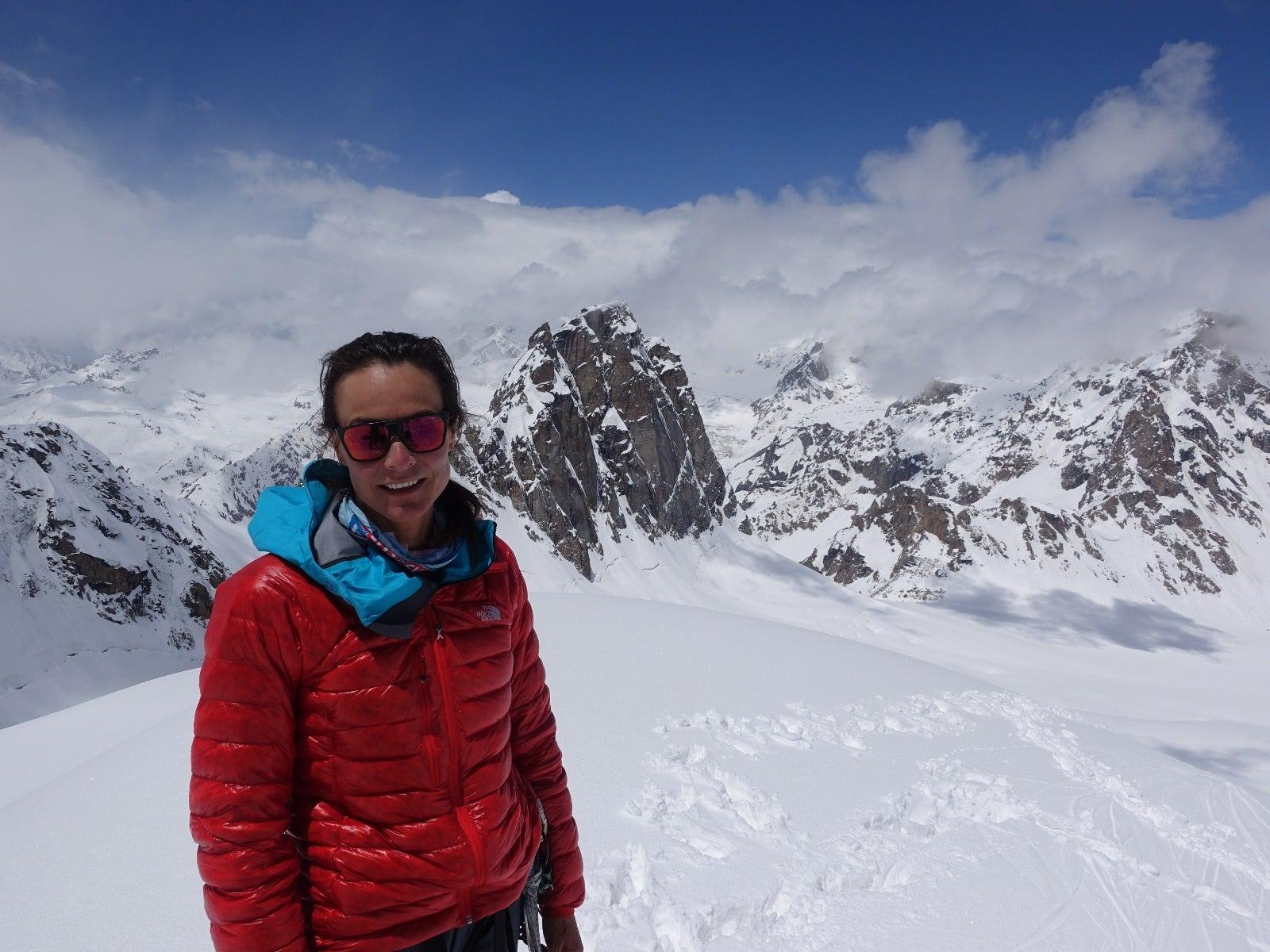Hilaree Nelson Ski Mountaineer