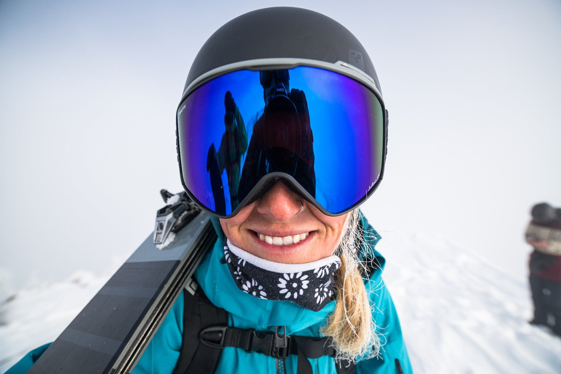 Mary McIntyre SLC Based Skier