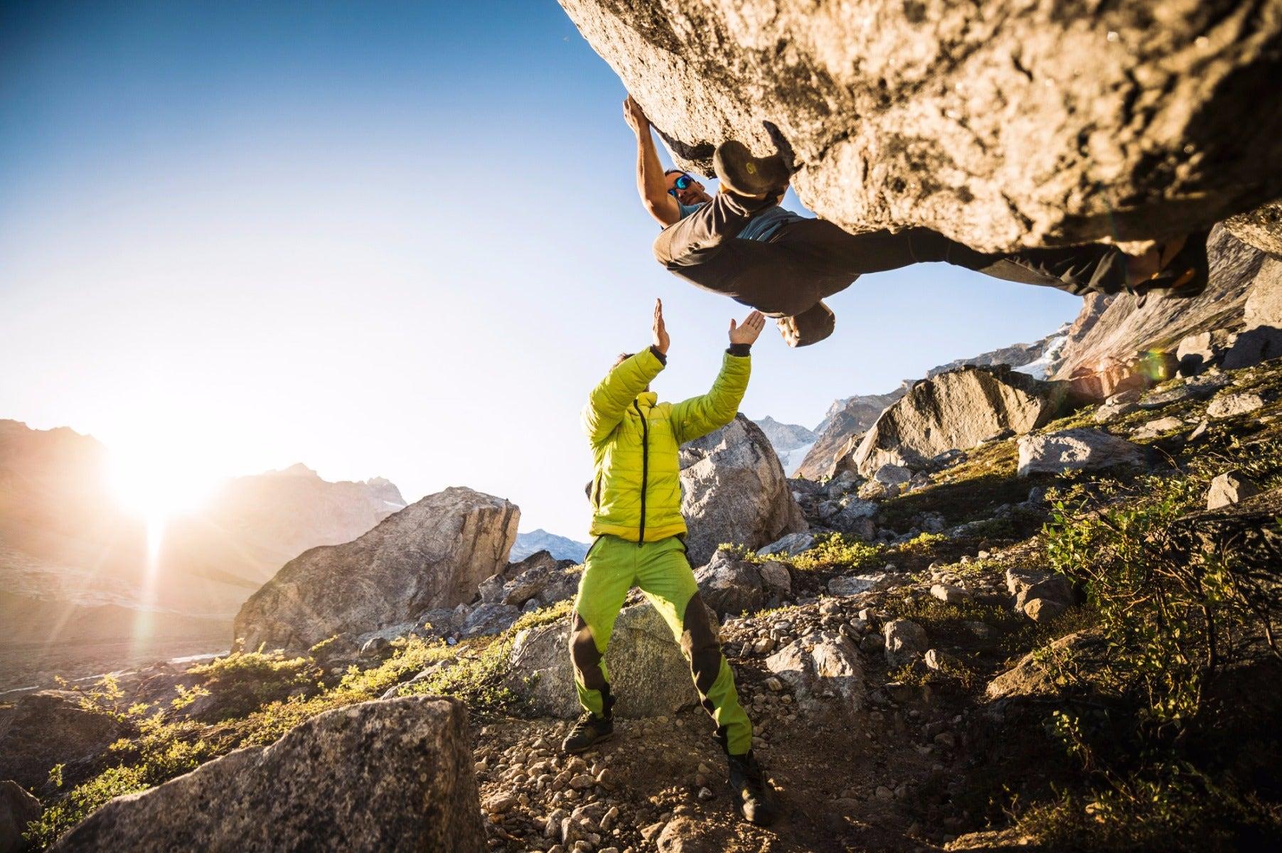 Climbing Blocks